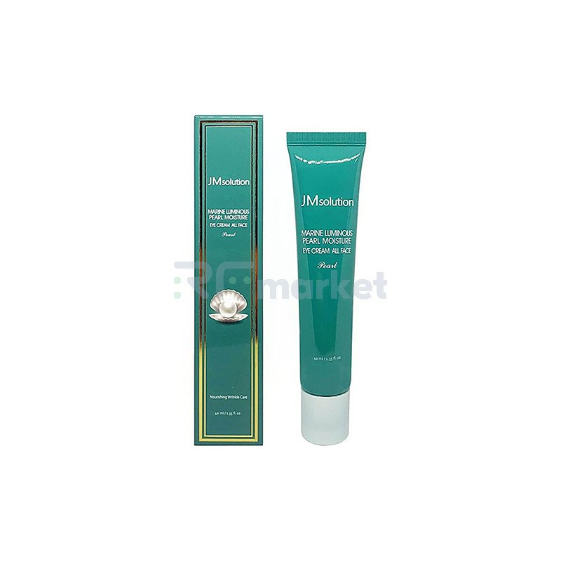 JMsolution Крем для кожи глаз и лица с жемчугом - Pearl eye cream, 40мл