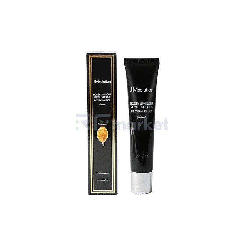 JMsolution Крем для глаз многофункциональный питательный - Honey luminous eye cream all face, 40мл