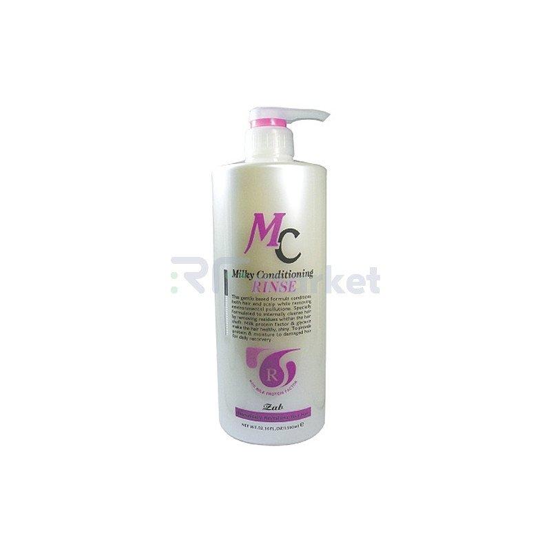 JPS Кондиционер для волос ухаживающий - Zab milky conditioning rinse, 1500мл