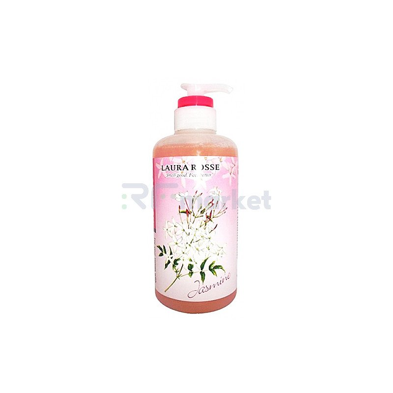 Laura Rosse Жидкое мыло для тела ароматерапия жасмин - Body wash jasmine, 500мл