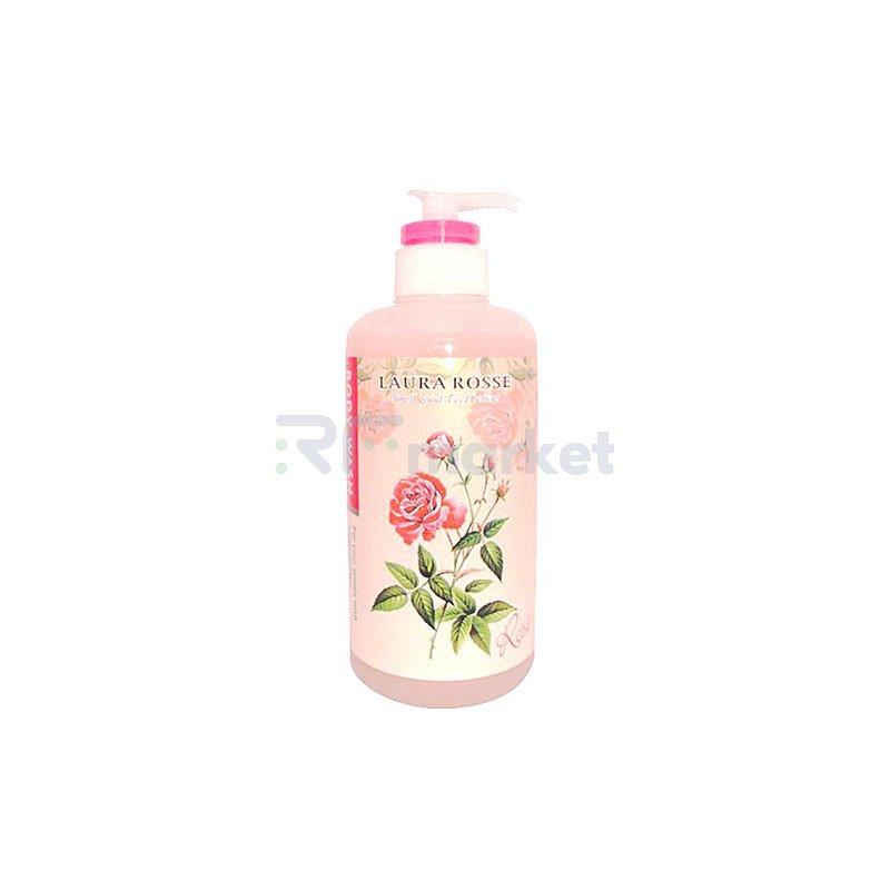 Laura Rosse Мыло для тела жидкое ароматерапия роза - Body wash rose, 500мл
