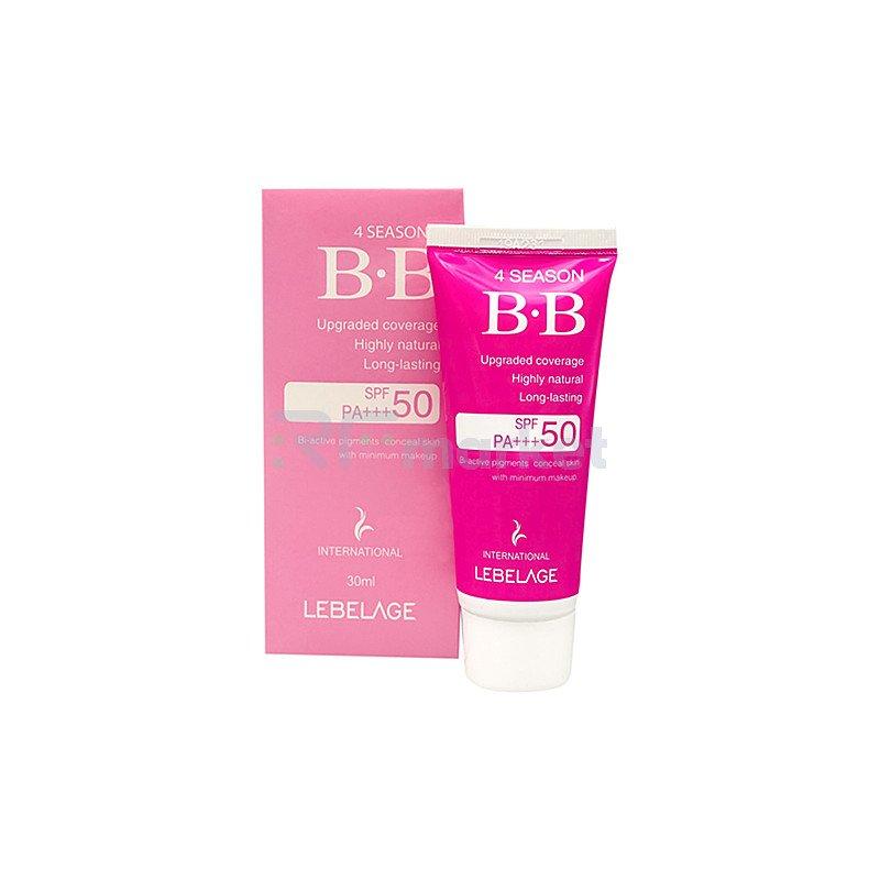 Lebelage ВВ-крем солнцезащитный - Season Bb cream Spf50 Pa+++, 50мл