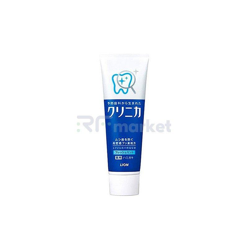 Lion Зубная паста с освежающим ароматом мяты - Clinica fresh min, 130г
