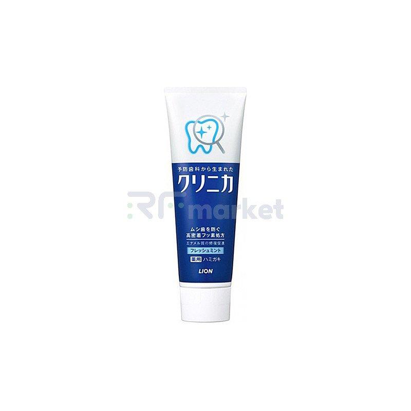 Lion Зубная паста с легким ароматом мяты - Clinica mild mint, 130г