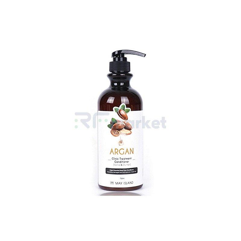 May Island Кондиционер для волос с маслом арганы - Argan clinic treatment conditioner, 750мл