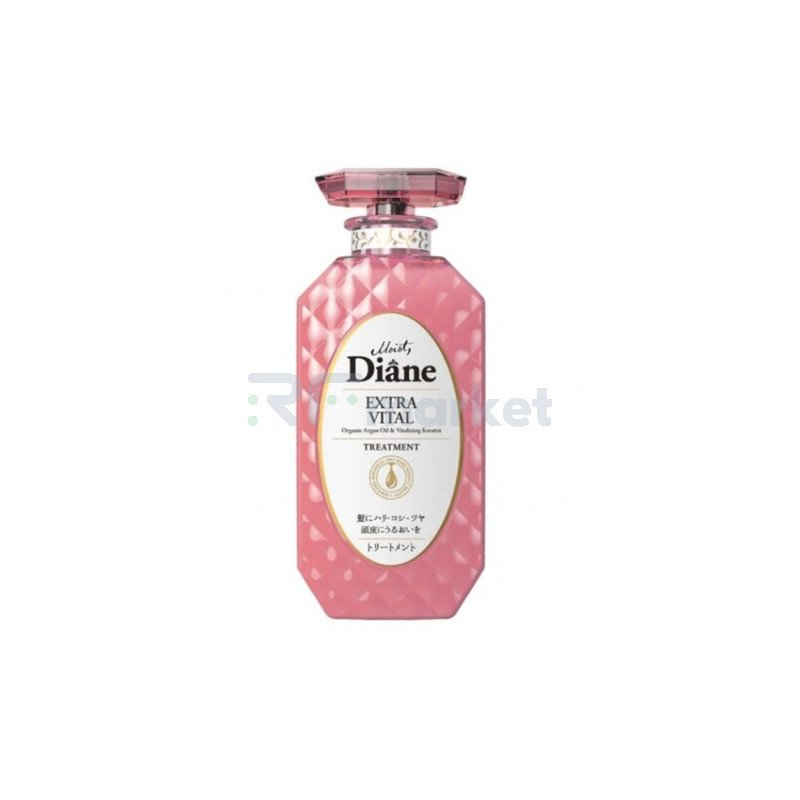 Moist Diane Бальзам-маска кератиновая уход за кожей головы - Perfect beauty, 450мл
