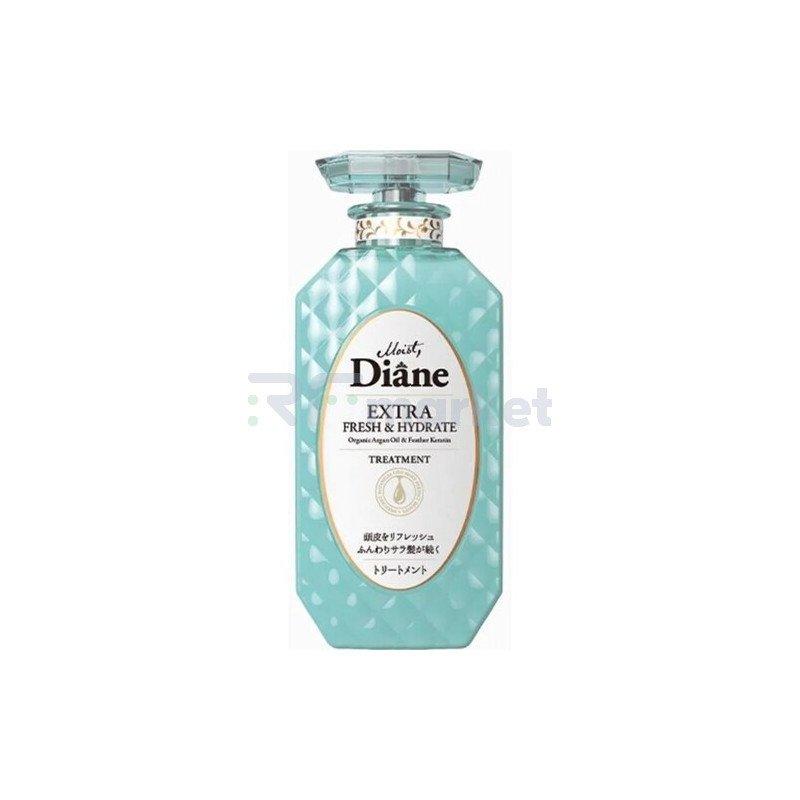 Moist Diane Бальзам-маска кератиновая свежесть - Perfect beauty, 450мл
