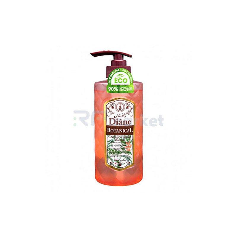 Moist Diane Шампунь бессульфатный восстановление - Sulfate-free shampoo recovery, 480мл