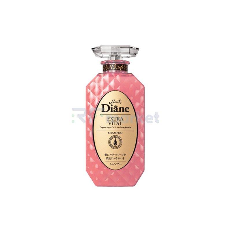 Moist Diane Шампунь кератиновый уход за кожей головы - Perfect beauty, 450мл