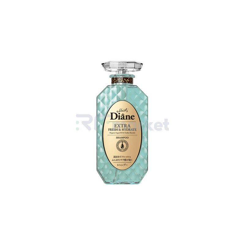 Moist Diane Шампунь кератиновый свежесть - Perfect beauty, 450мл