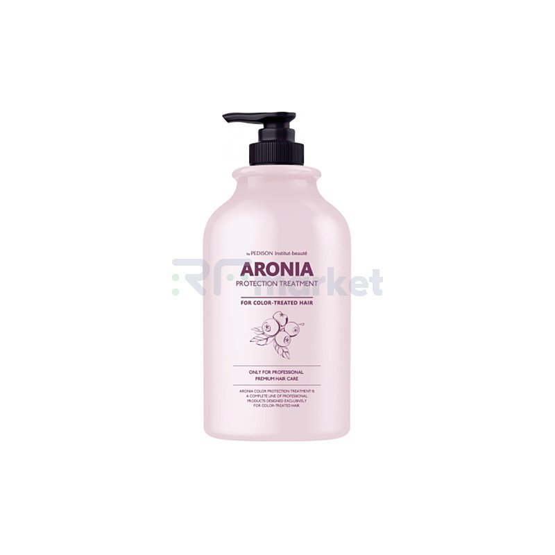Pedison Маска для волос арония - Institute beaut aronia color protection treatment, 500мл