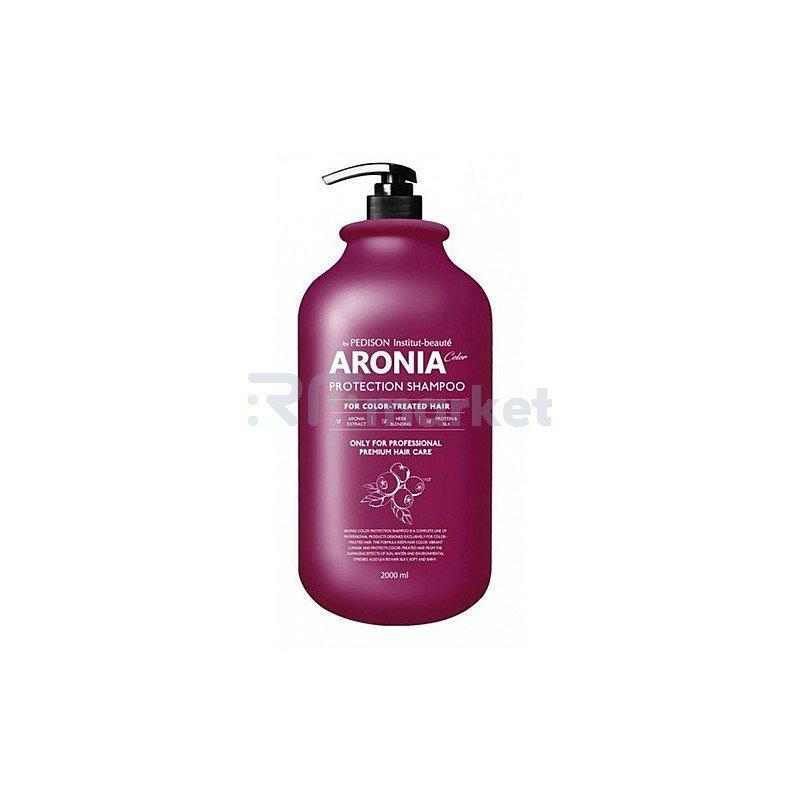 Pedison Шампунь для волос арония - Institute-beaut aronia color protection shampoo, 500мл
