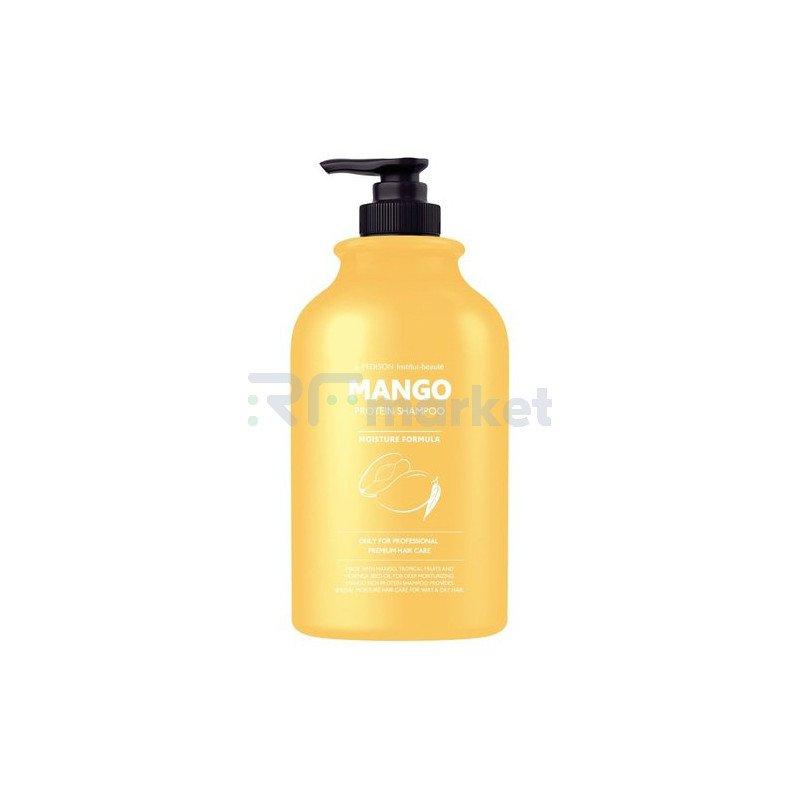 Pedison Шампунь для волос манго - Institute-Beaute mango rich protein hair shampoo, 500мл
