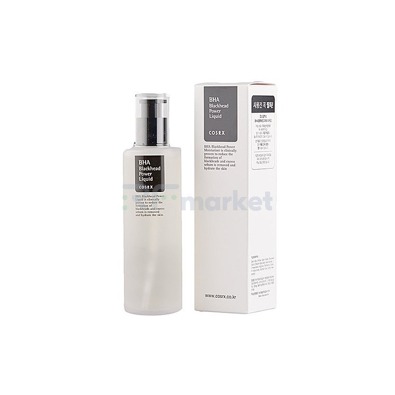 Cosrx Сыворотка против черных точек - BHA blackhead power liquid, 100мл