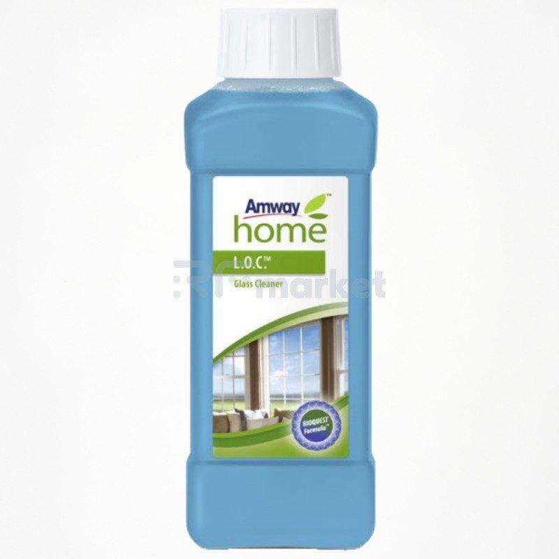 L.O.C. Жидкость для мытья стекол, Amway, 500 мл