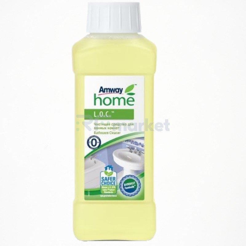 L.O.C. Чистящее средство для ванных комнат, Amway, 500 мл