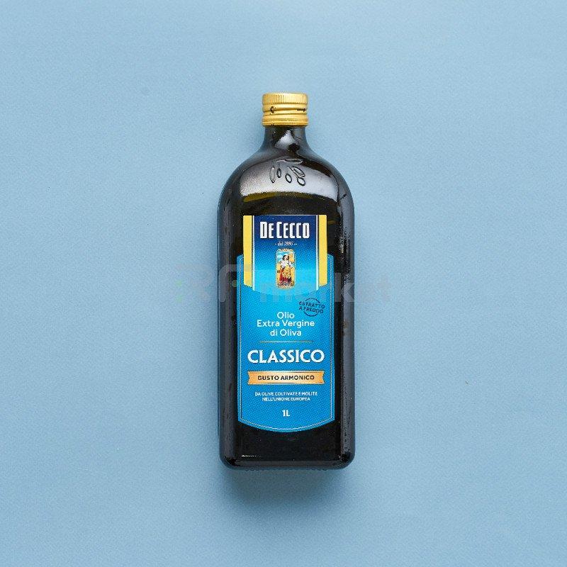 Оливковое масло Olio Extra Vergine Classico De Cecco, 1л., Италия
