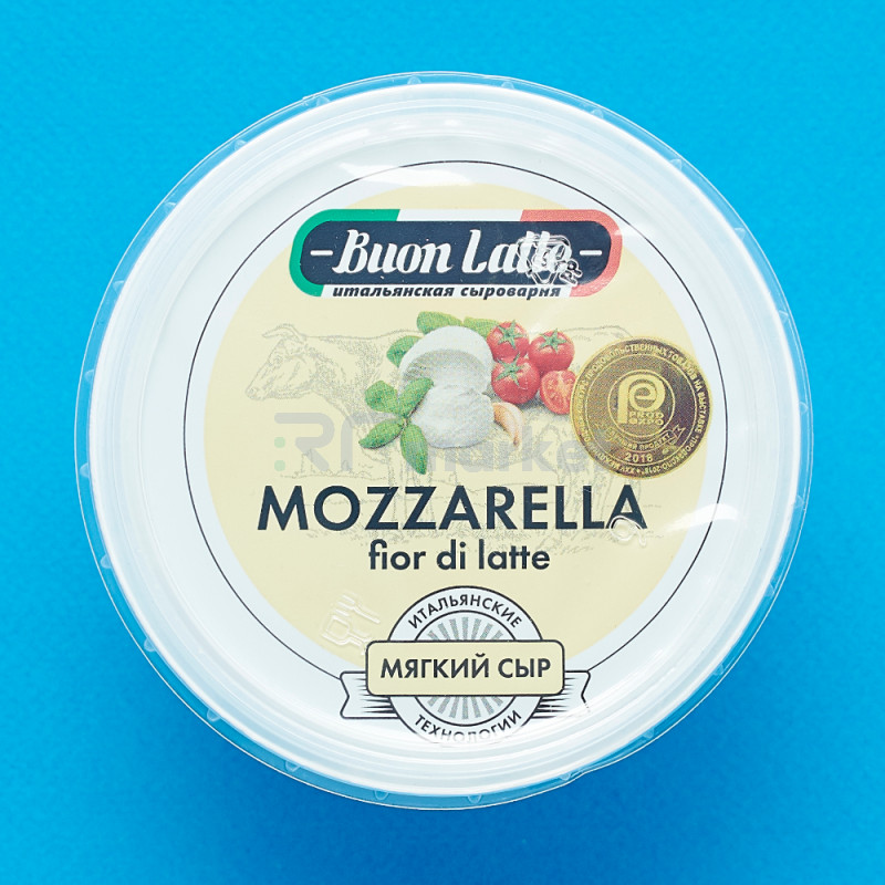 "Сыр Моцарелла ""Buon Latte""  (125 гр)"