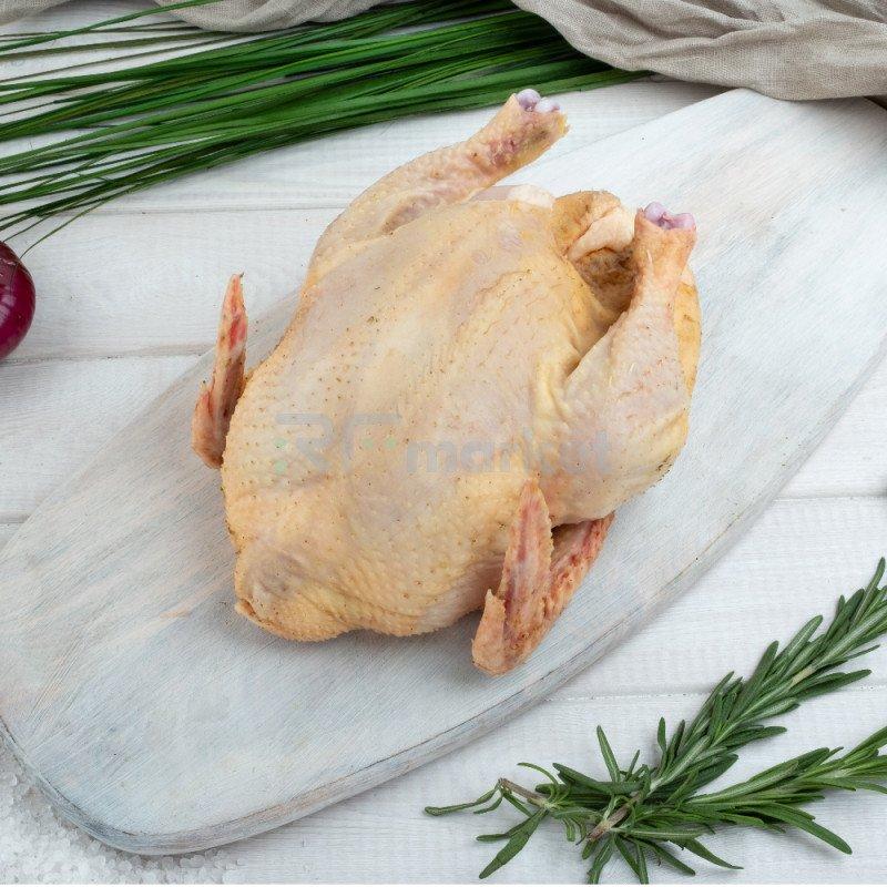 Курица для жарки, фермерская, 1,8 - 2 кг