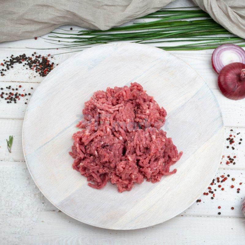 Фарш говяжий, фермерский, 700 - 800 гр