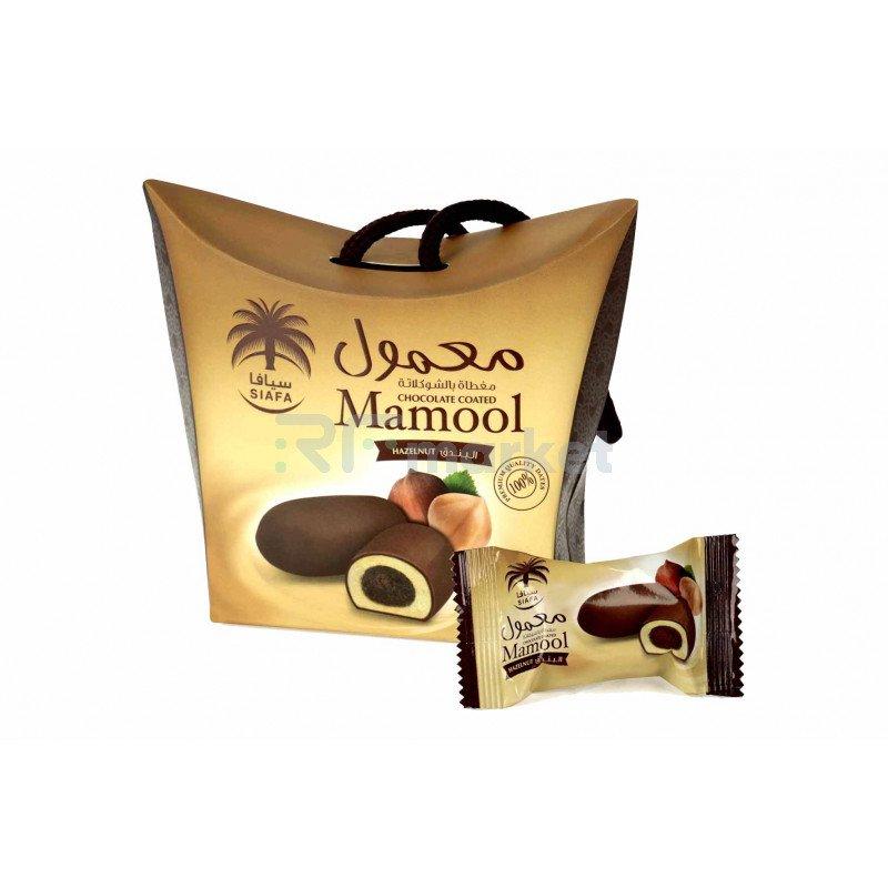Печенье Мамуль с фундуком Siafa, 115г