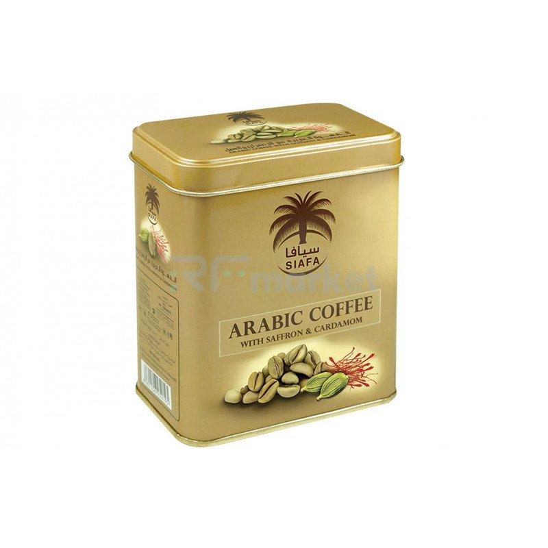 Арабский кофе с шафраном Siafa, 200 гр