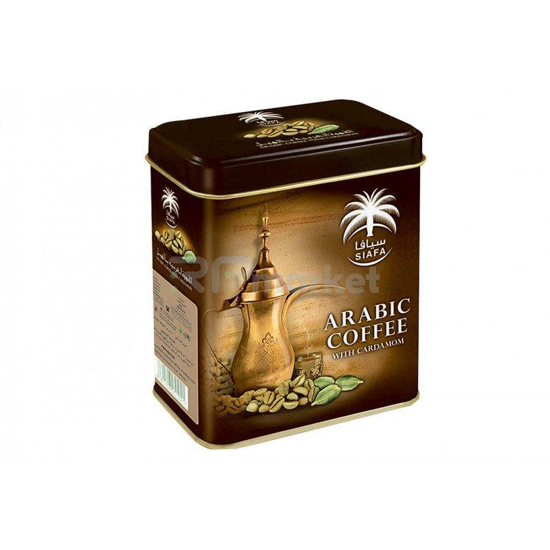 Арабский кофе с кардамоном Siafa, 200г