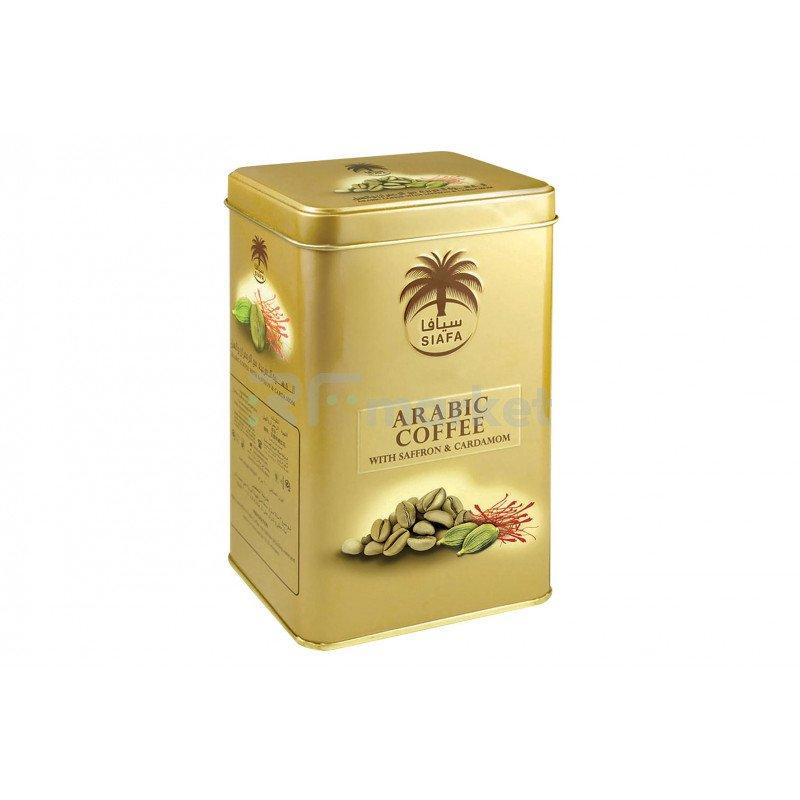 Арабский кофе с шафраном Siafa, 600 гр