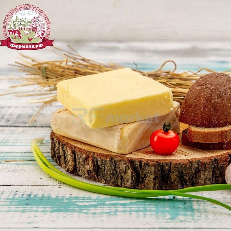 Масло сливочное из коровьего молока, фермерское, 500 гр
