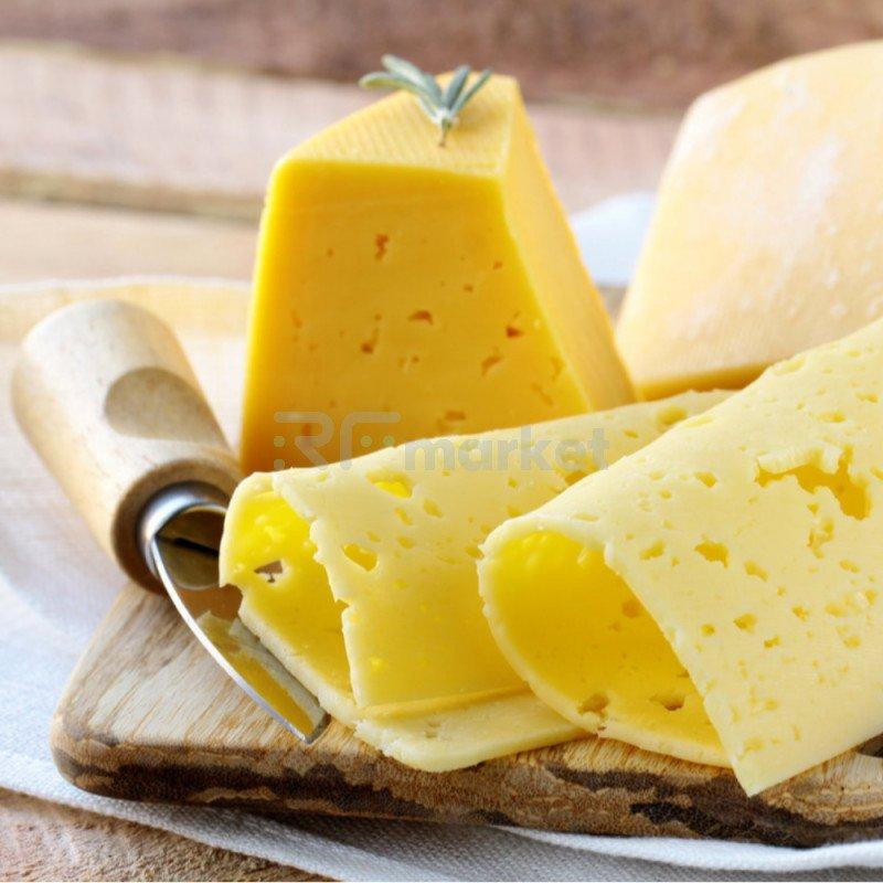 Сыр Российский, фермерский, 500 гр