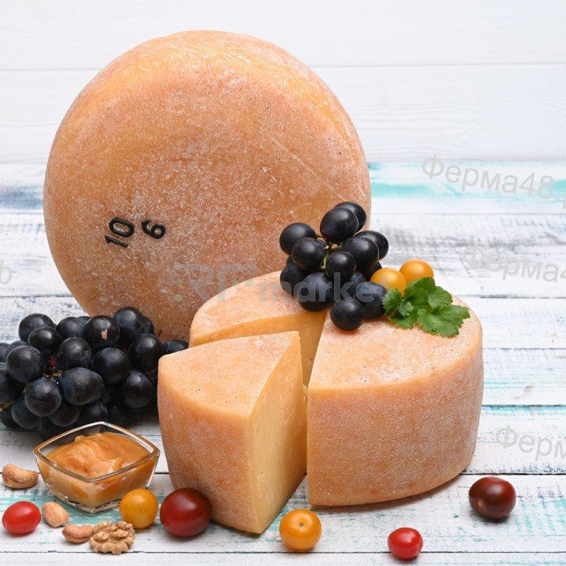 Сыр Грюйер, фермерский, 500 гр