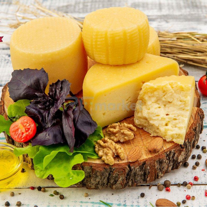 Сыр Качотта из коровьего молока, фермерский, 500 гр