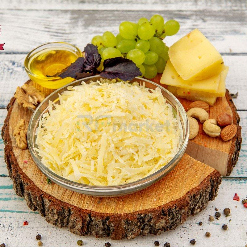 Сыр Качотта из коровьего молока тёртый, фермерский, 250 гр