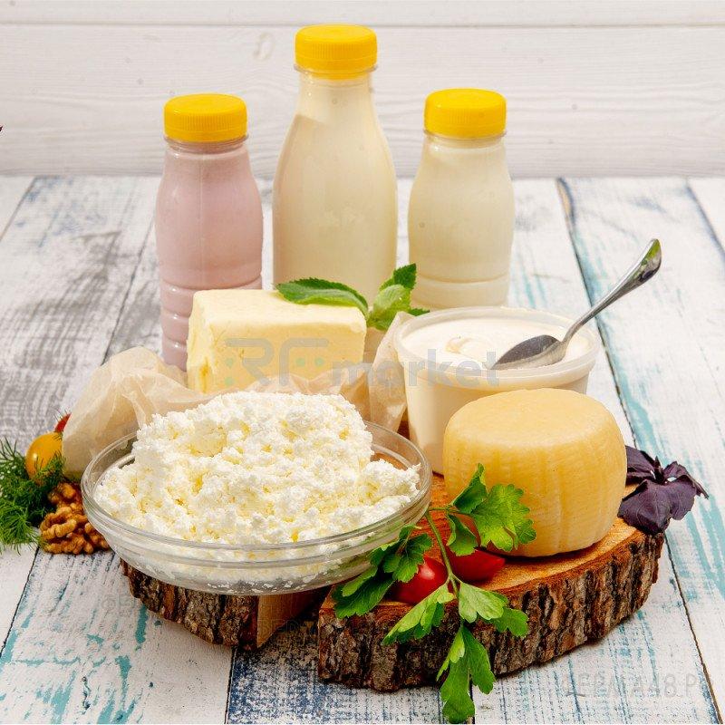 Молочная корзинка, фермерская