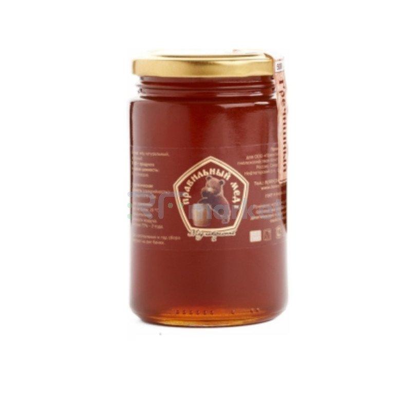 Мёд Гречишный, 500 гр.