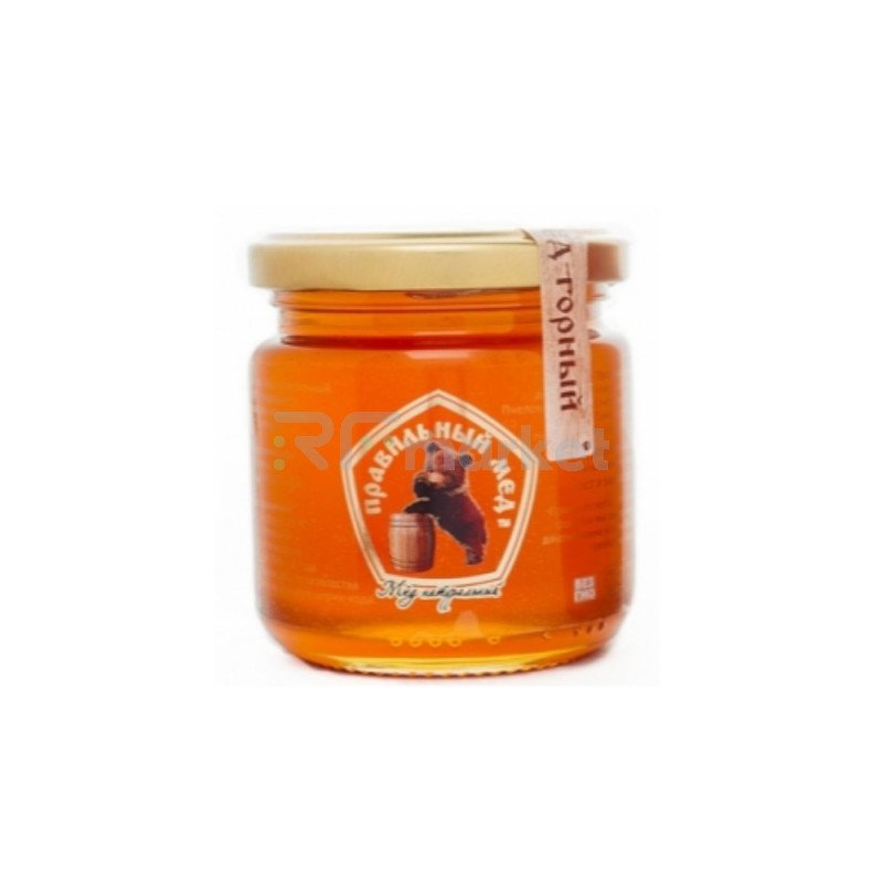 Мёд Горный, 250 гр.