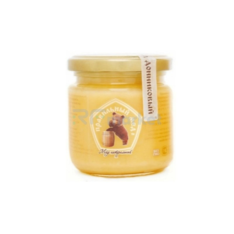 Мёд Донниковый, 250 гр.