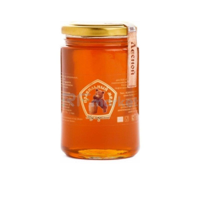 Мёд Лесной, 500 гр.
