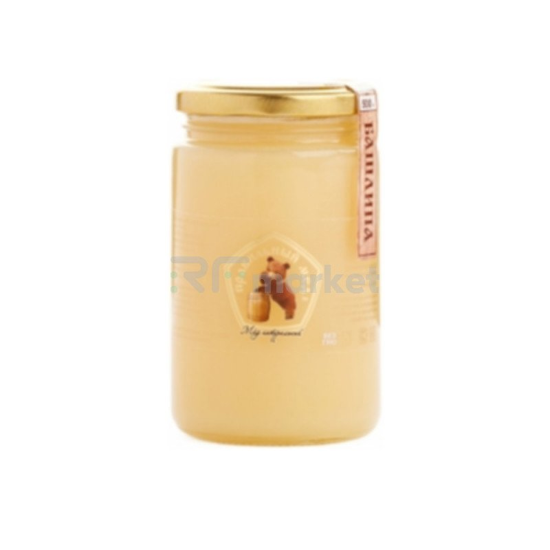 Мёд Липовый, Башкирский, 500 гр.