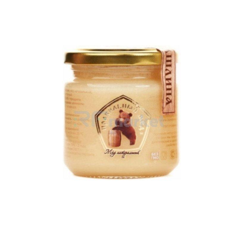 Мёд Липовый, Башкирский, 250 гр.