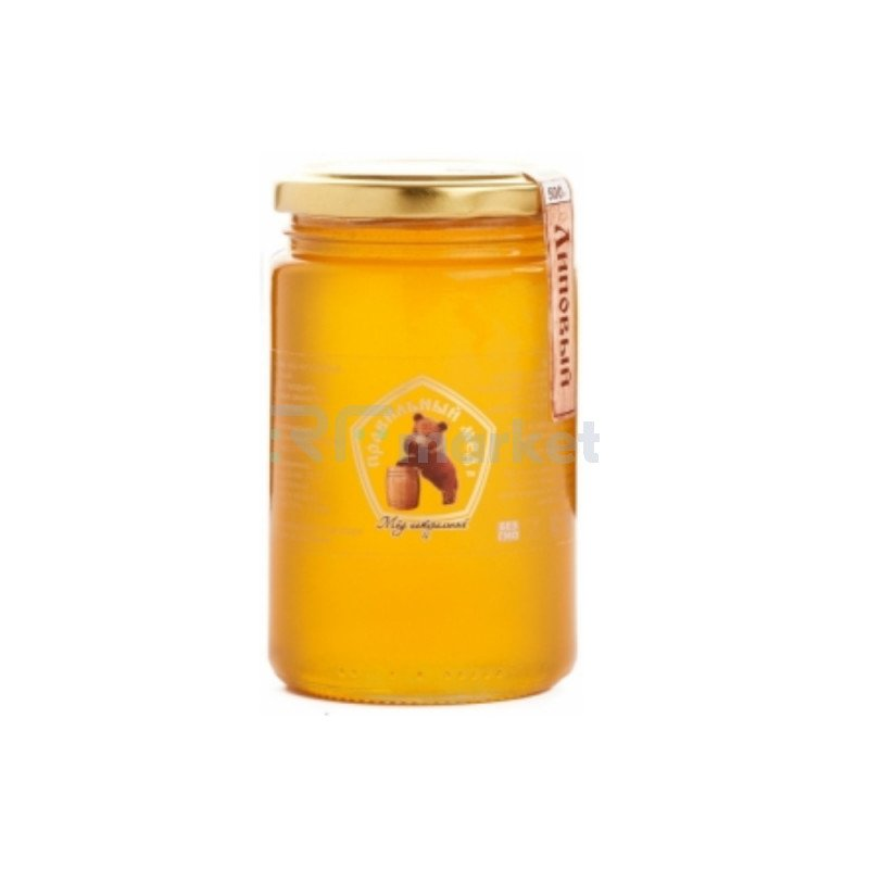 Мёд Липовый, 500 гр.