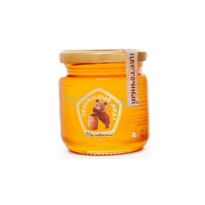 Мёд Цветочный, 250 гр.