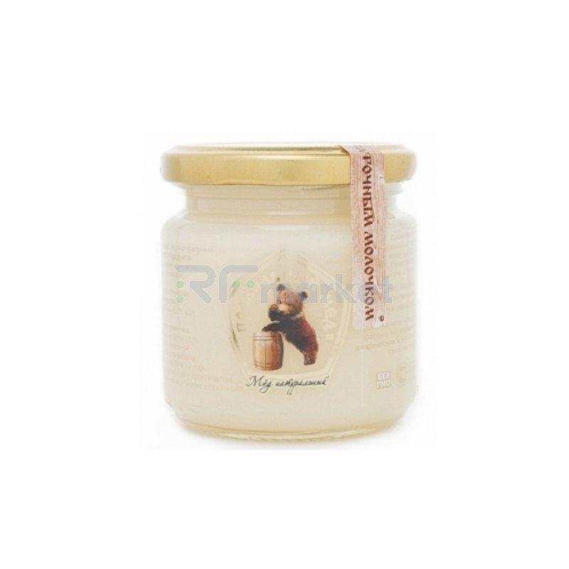 Мёд с Маточным молоком, 250 гр.
