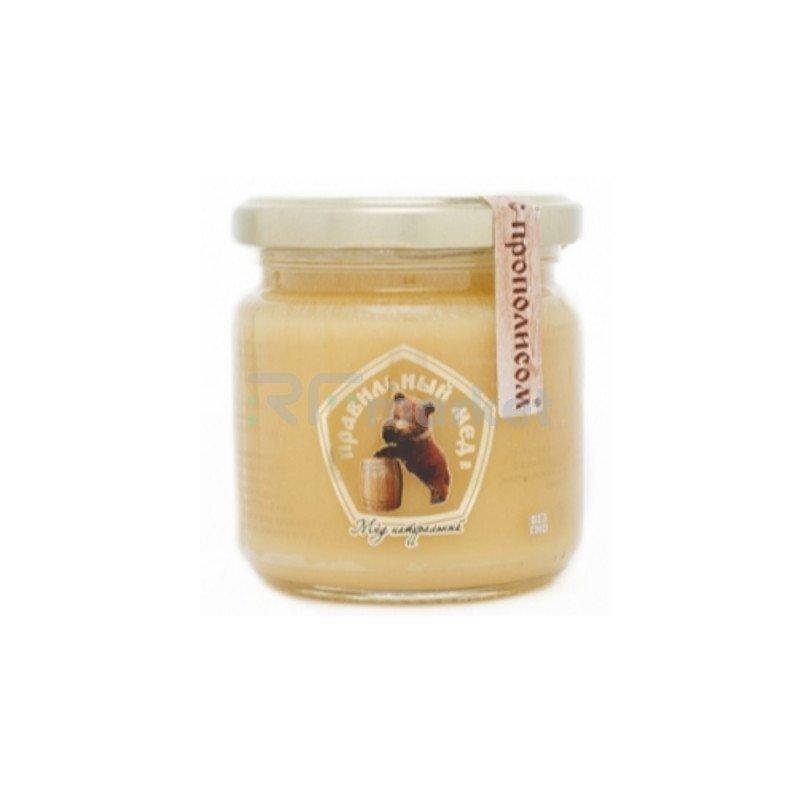 Мёд с Прополисом, 250 гр.