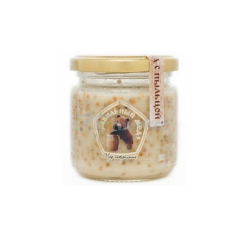 Мёд с Пыльцой, 250 гр.