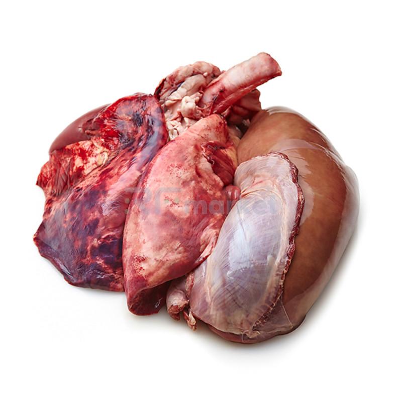 Свинина Ливер, охлаждённый, 1,3 кг