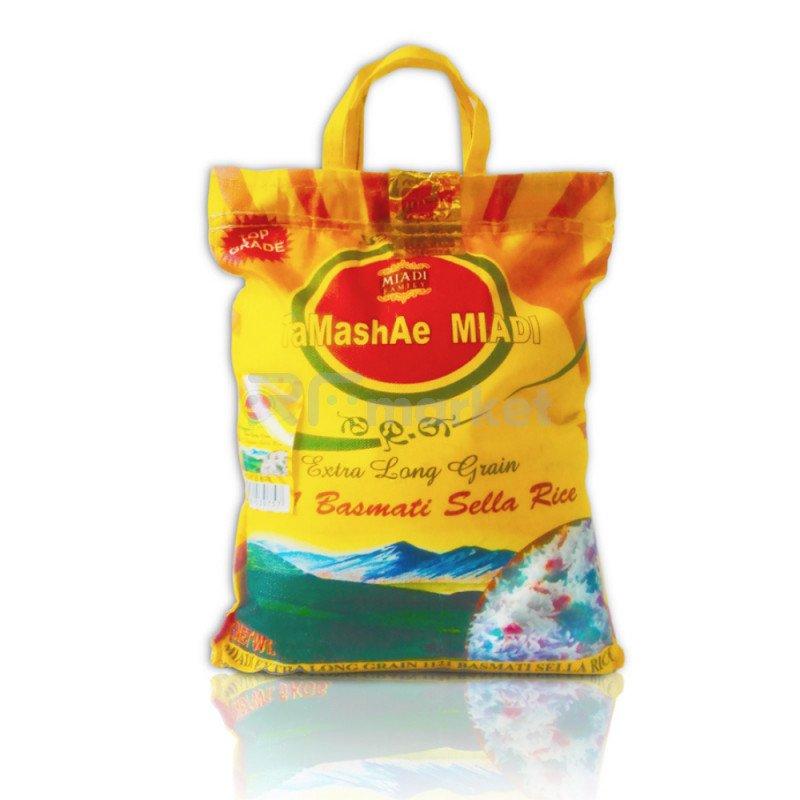 Рис индийский Басмати Тamashae Мiadi, 2 кг