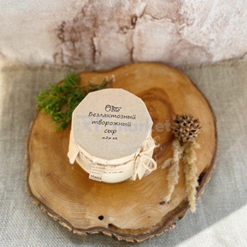 Безлактозный творожный сыр, 170 г