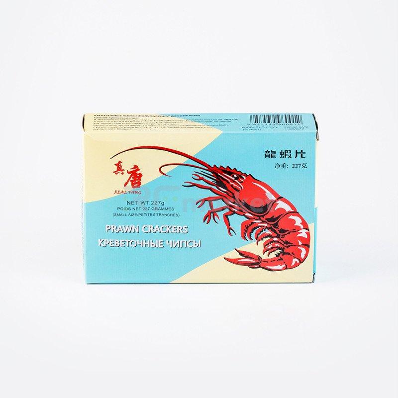 Креветочные чипсы (227 гр) картонная упак.