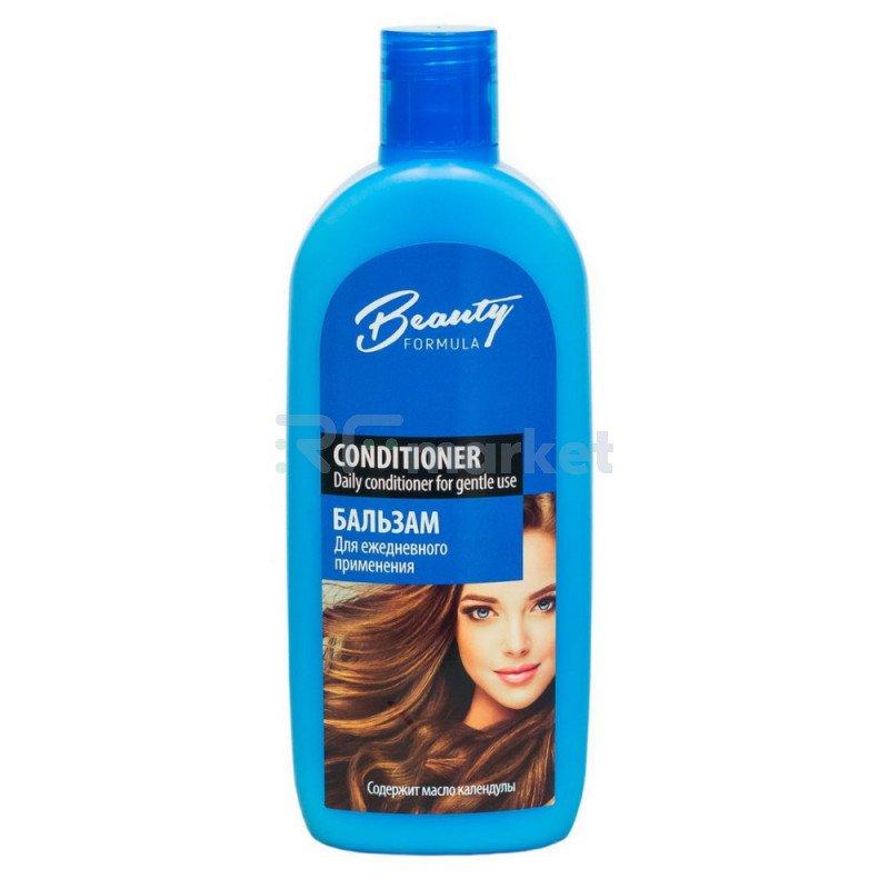"""Мягкий бальзам для волос """"Для ежедневного применения"""" 250 мл.Mon Platin"""